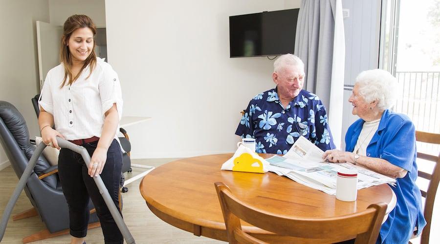 Soins à domicile pour les personnes âgées, quelques choses importantes à retenir
