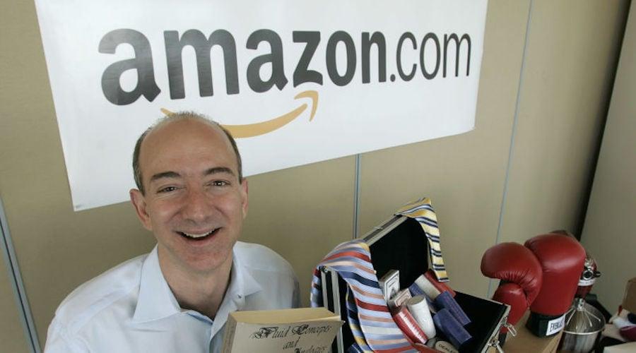Jeff Bezos explique pourquoi les vendeurs externes font plus de ventes que les produits Amazon
