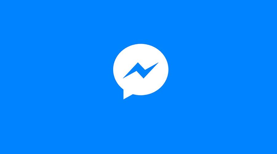 Facebook lance officiellement son mode sombre pour Messenger